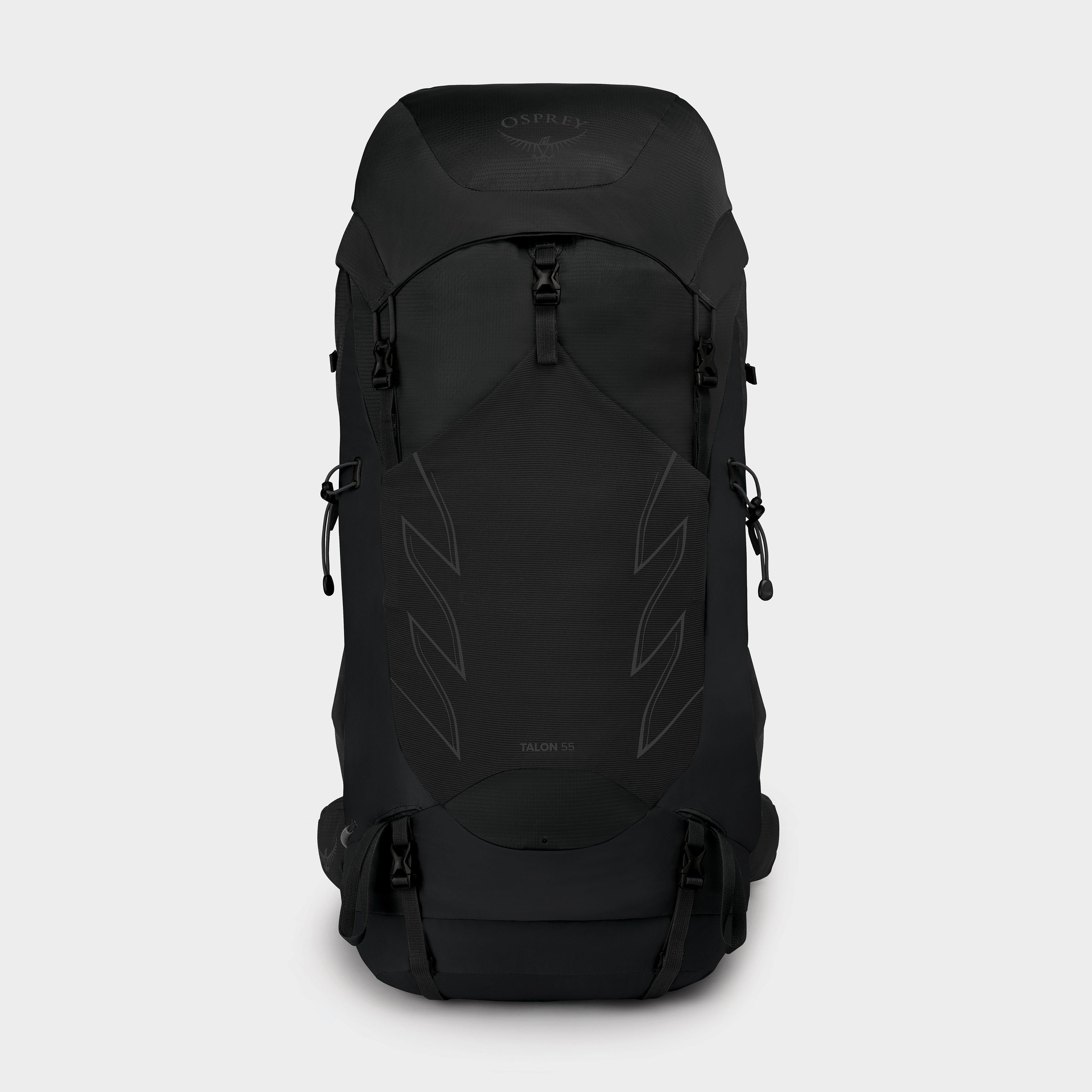 Osprey Talon 55 Daypack - Black/Black, Black