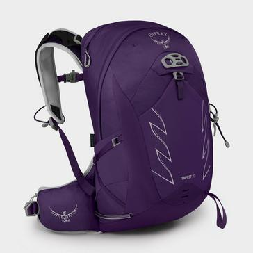 Purple Osprey Women's Tempest 20 Daysack