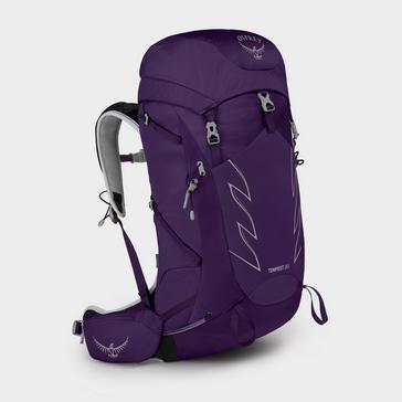 Purple Osprey Women's Tempest 30 Daysack