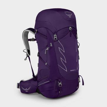 Purple Osprey Women's Tempest 40 Daysack