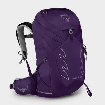 Purple Osprey Women's Tempest 24 Daysack