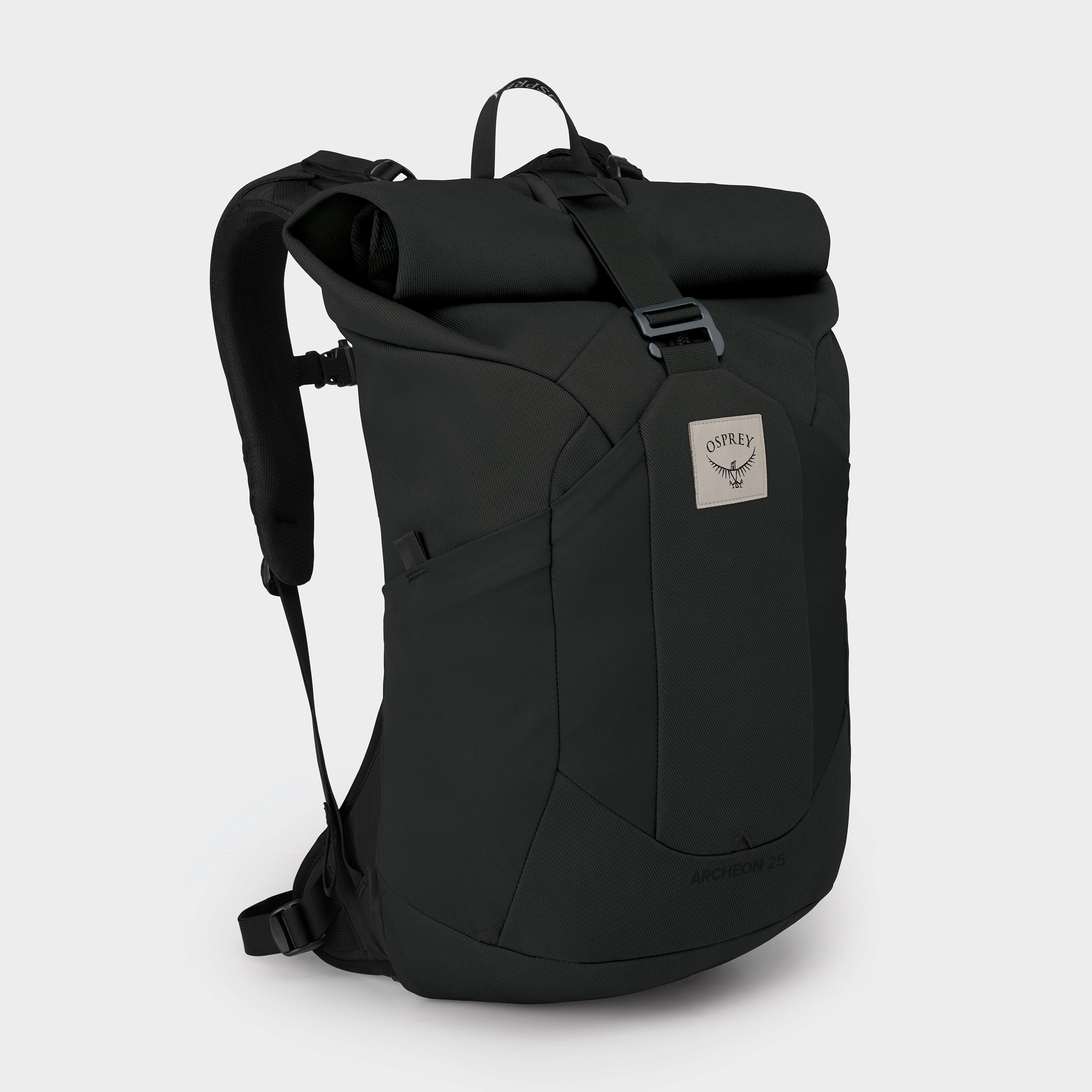 Osprey Archeon 25 Daysack - Black/Black, Black