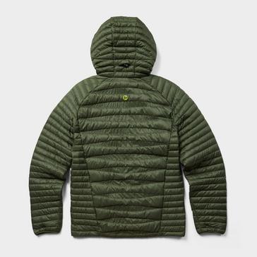 Green Merrell Men's RidgeVent™ Thermo Insulated Hoody