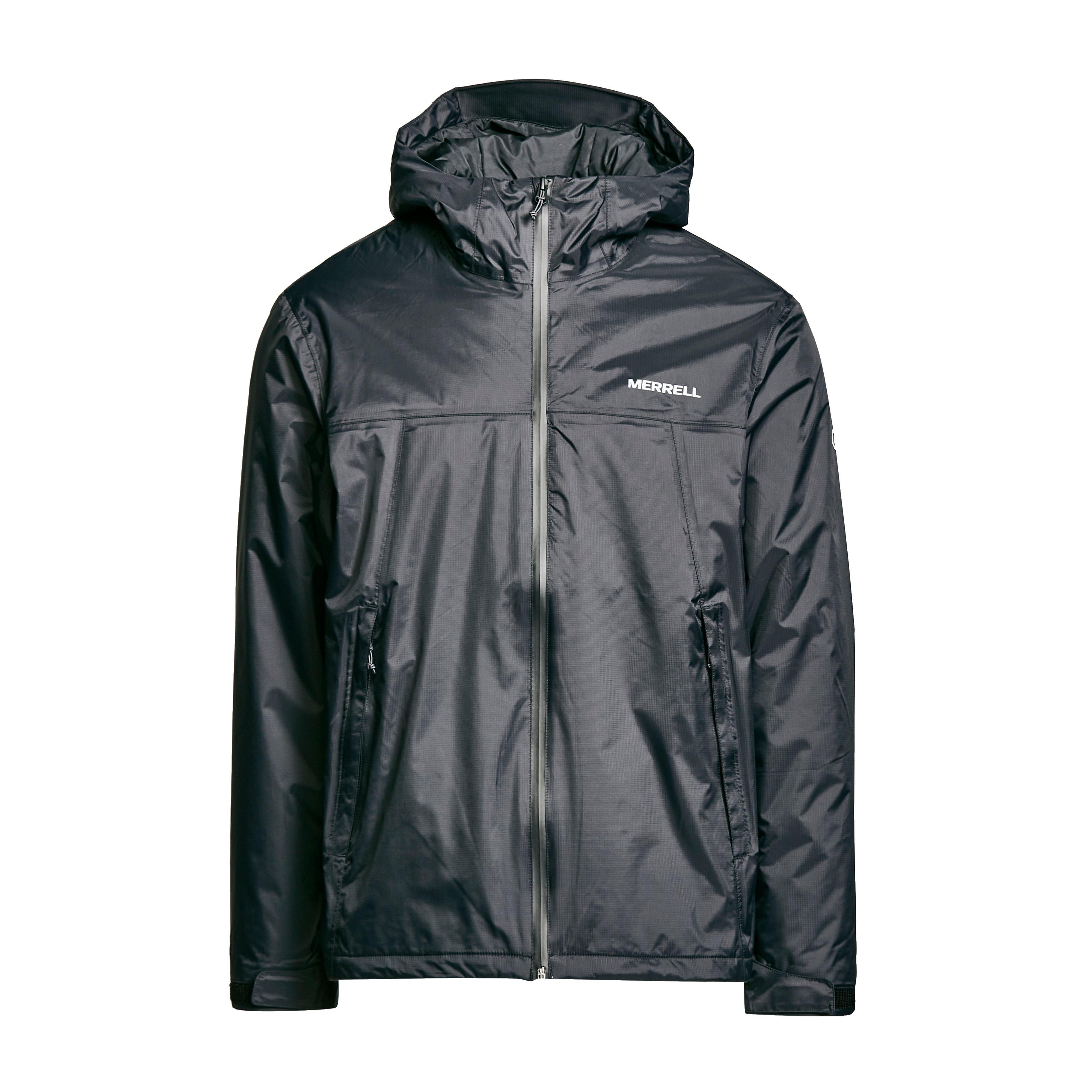 Merrell Men's Fallon Insulated Jacket - Black/Black, Black