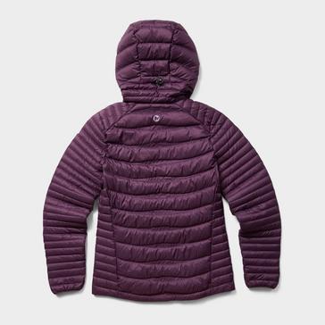 Purple Merrell Women's RidgeVent™ Thermo Insulated Hoody