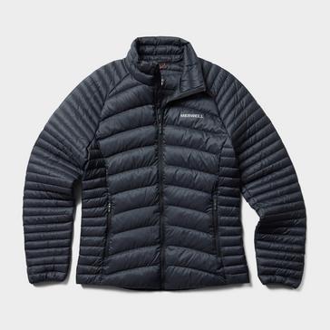 Black Merrell Women's RidgeVent™ Thermo Insulated Jacket