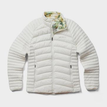 White Merrell Women's RidgeVent™ Thermo Insulated Jacket