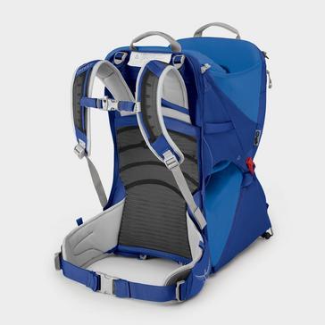BLUE Osprey Poco LT Child Carrier