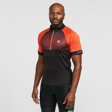 Red Dare 2B Men's Stay the Course Cycling Jersey