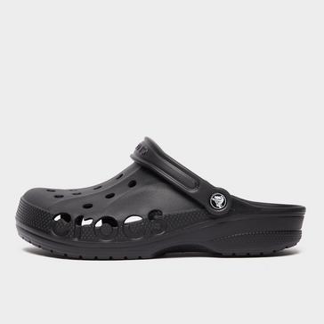 Black Crocs Men's Baya Clog