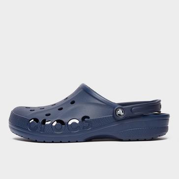 NAVY Crocs Unisex Baya Clog