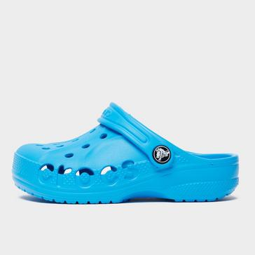 BLUE Crocs Kids' Baya Clog
