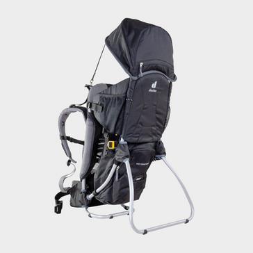 Black Deuter Kid Comfort 1 Child Carrier