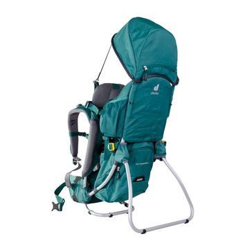 Blue Deuter Kid Comfort 1 Child Carrier
