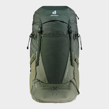 Green Deuter Futura Pro 36L Daysack