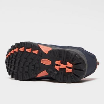 Navy Regatta Kids' Vale Walking Shoes