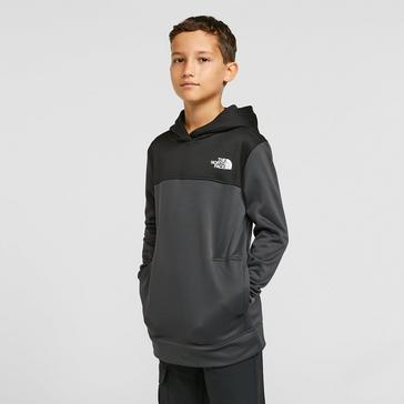 Grey The North Face Kids' Surgent Hoodie