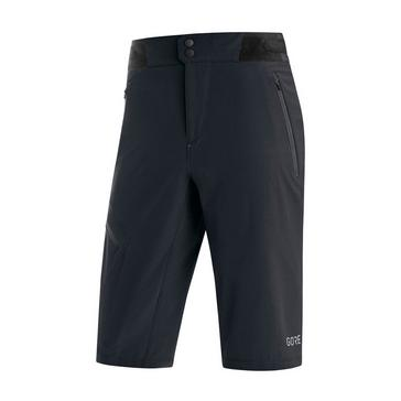 Black Gore Men's C5 Shorts
