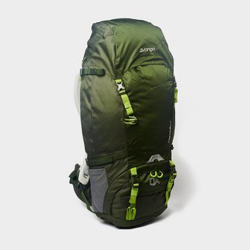 Green VANGO Contour 60:70 Rucksack