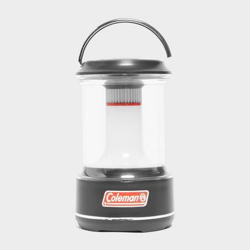 Black COLEMAN BatteryGuard 200 Lantern