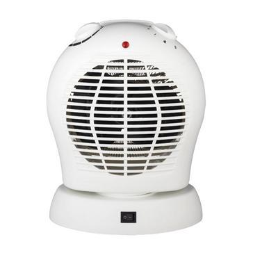 White Quest Bahama Oscillating Fan