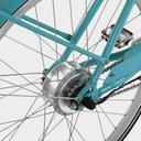 BLUE VITESSE Women's Wave 700C Trad E-bike image 4