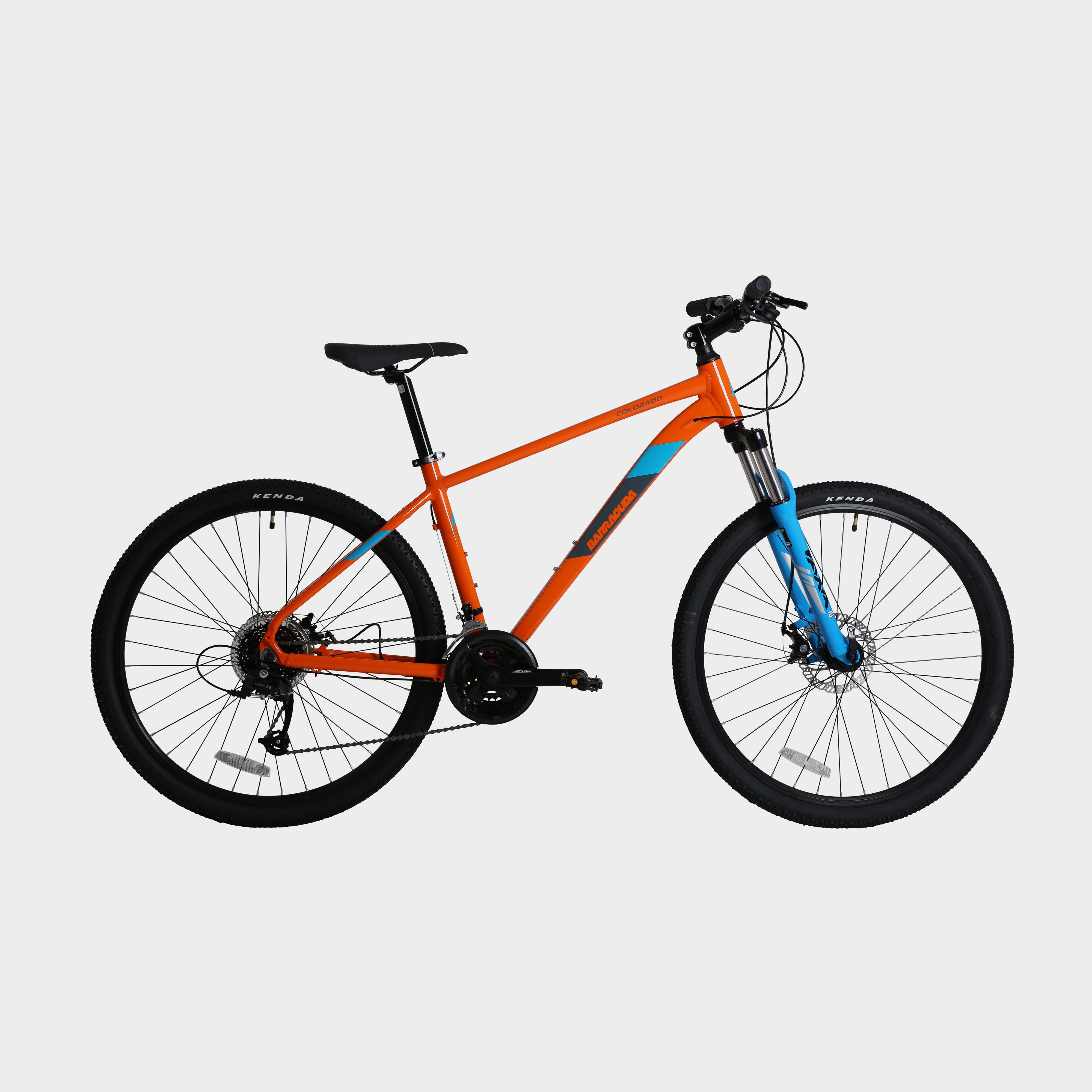 "Barracuda Colorado Men's 17.5"" Hard-Tail Bike - Orange/Orange, Orange"