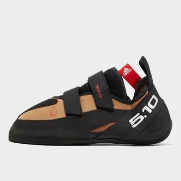 Black ADIDAS FIVE TEN Men's Niad VCS Climbing Shoe