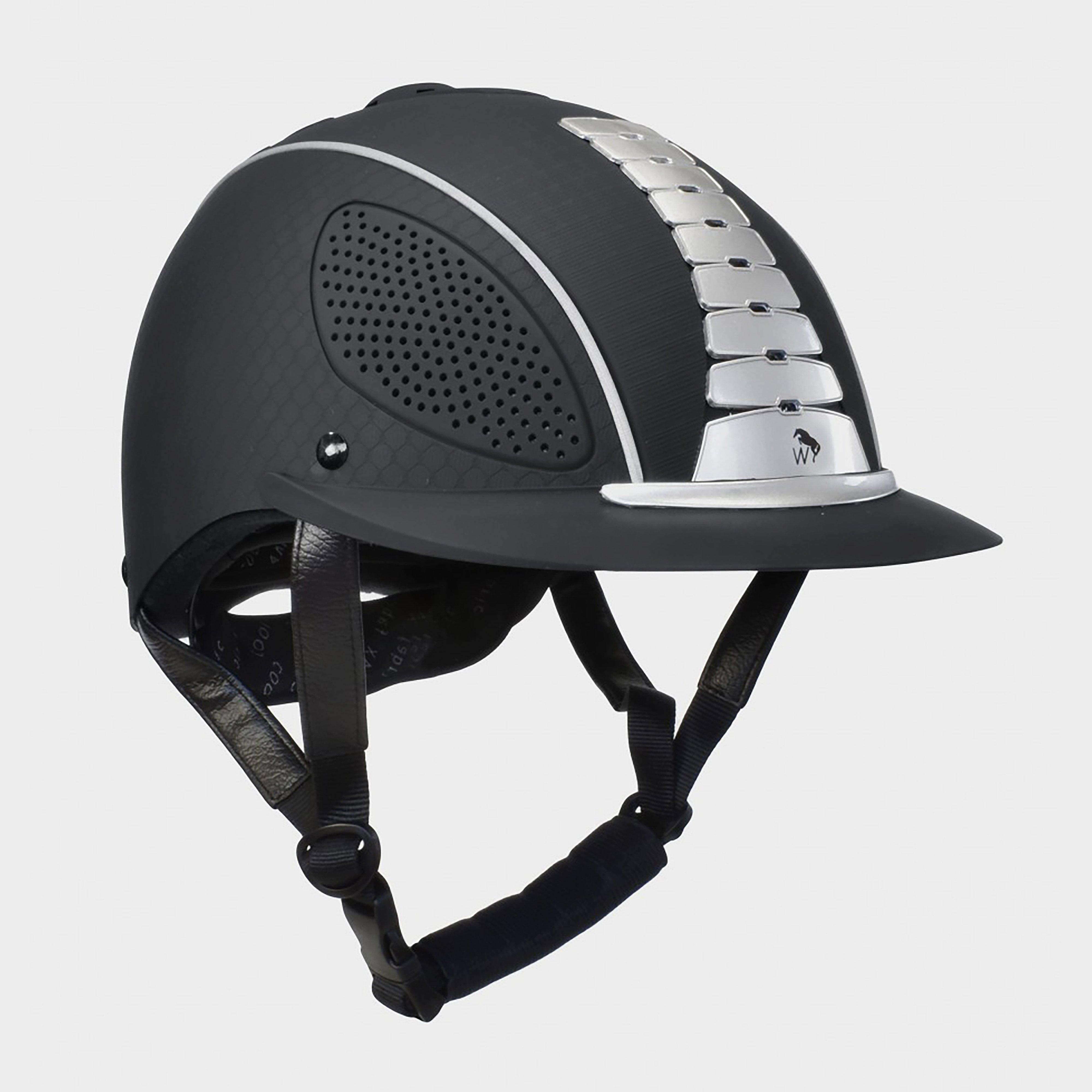 Image of Whitaker Horizon Helmet - Black/Black, BLACK/BLACK