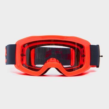 ORANGE Fox Youth Main Stray Goggles