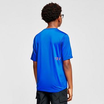 BLUE Fox Youth Ranger Short-sleeve Jersey