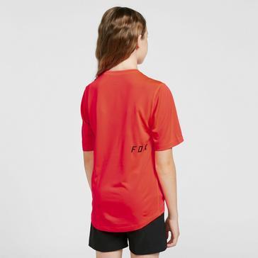 ORANGE Fox Youth Ranger Short-sleeve Jersey