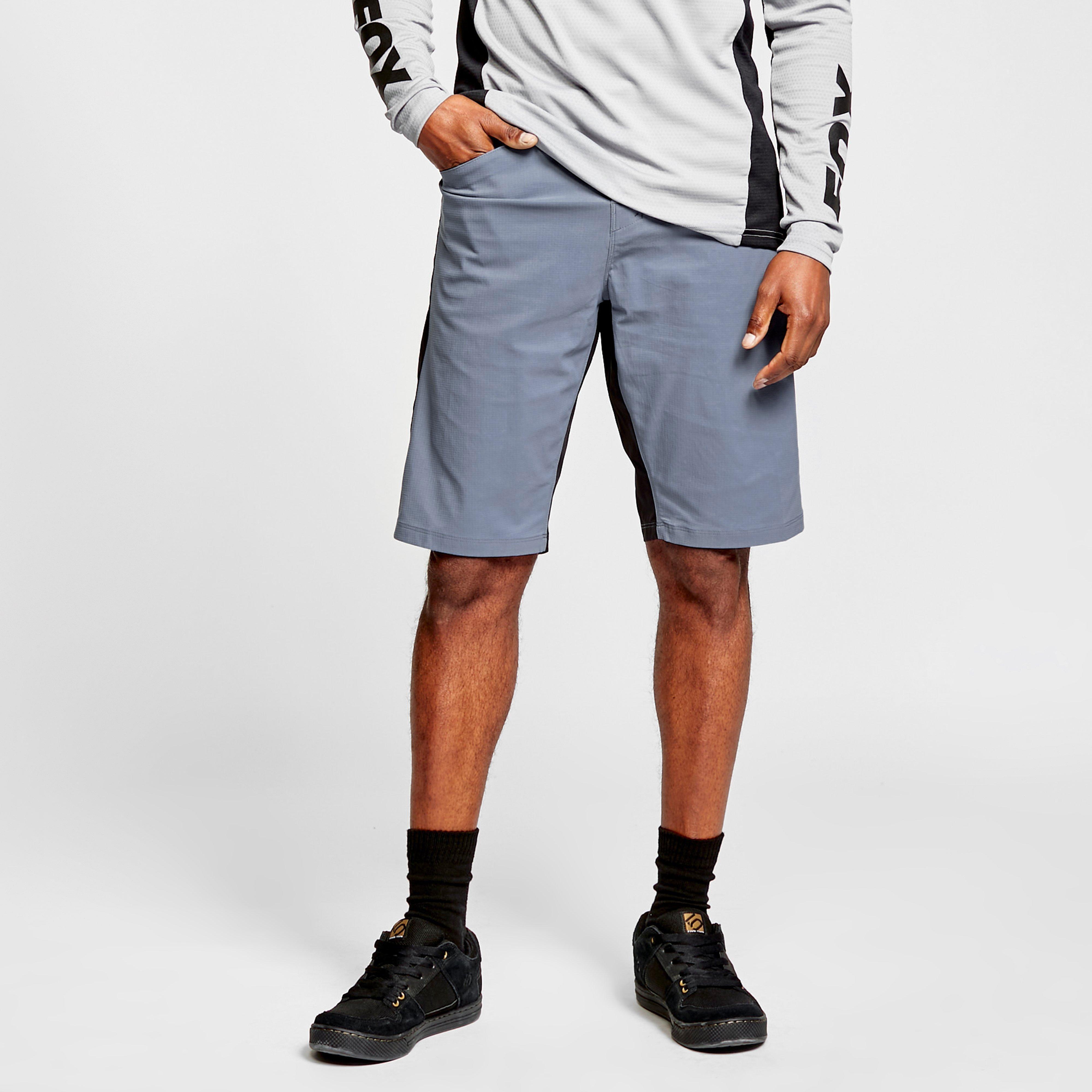Fox Men's Ranger Water Resistant Shorts - Blue/Blue, Blue