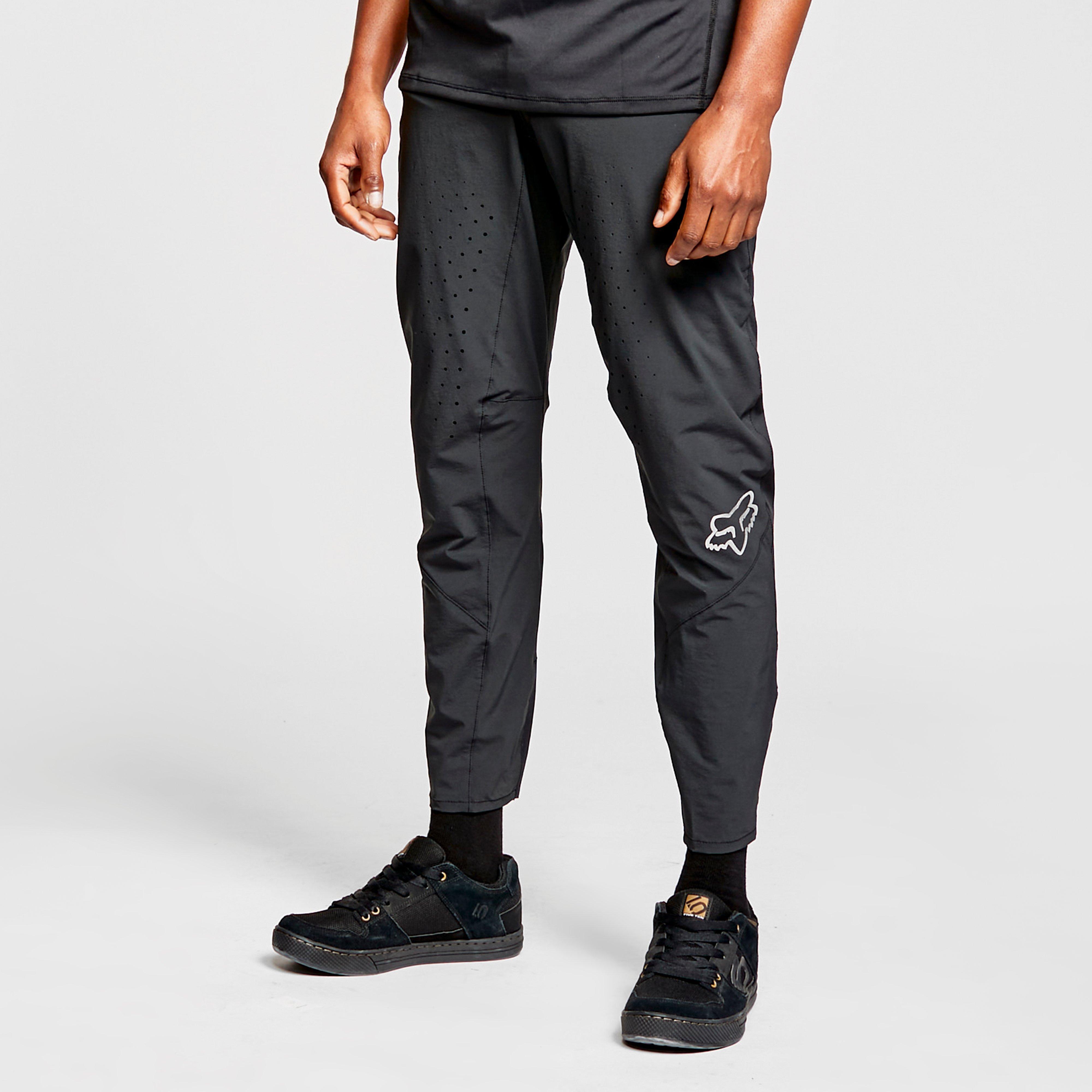 Fox Men's Flexair Pants - Black/Black, Black