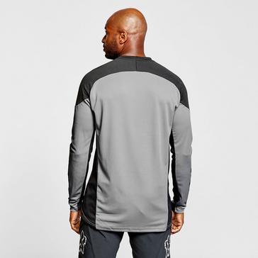 Black Fox Men's Defend Long-sleeve Jersey