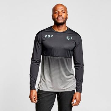 Black Fox Men's Flexair Long-sleeve Jersey