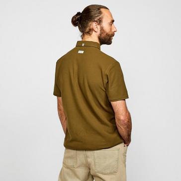 Green Regatta Men's Barley Polo Shirt