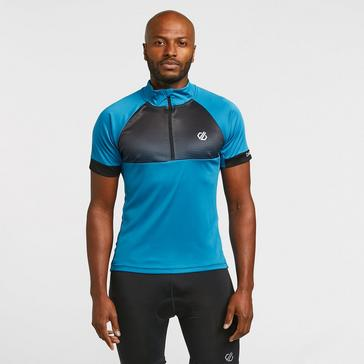 Blue Dare 2B Men's Stay the Course Cycling Jersey