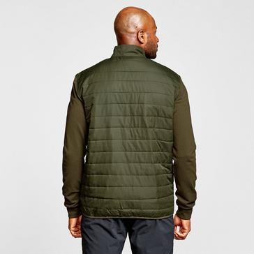 KHAKI Regatta Men's Zaiden Padded Jacket