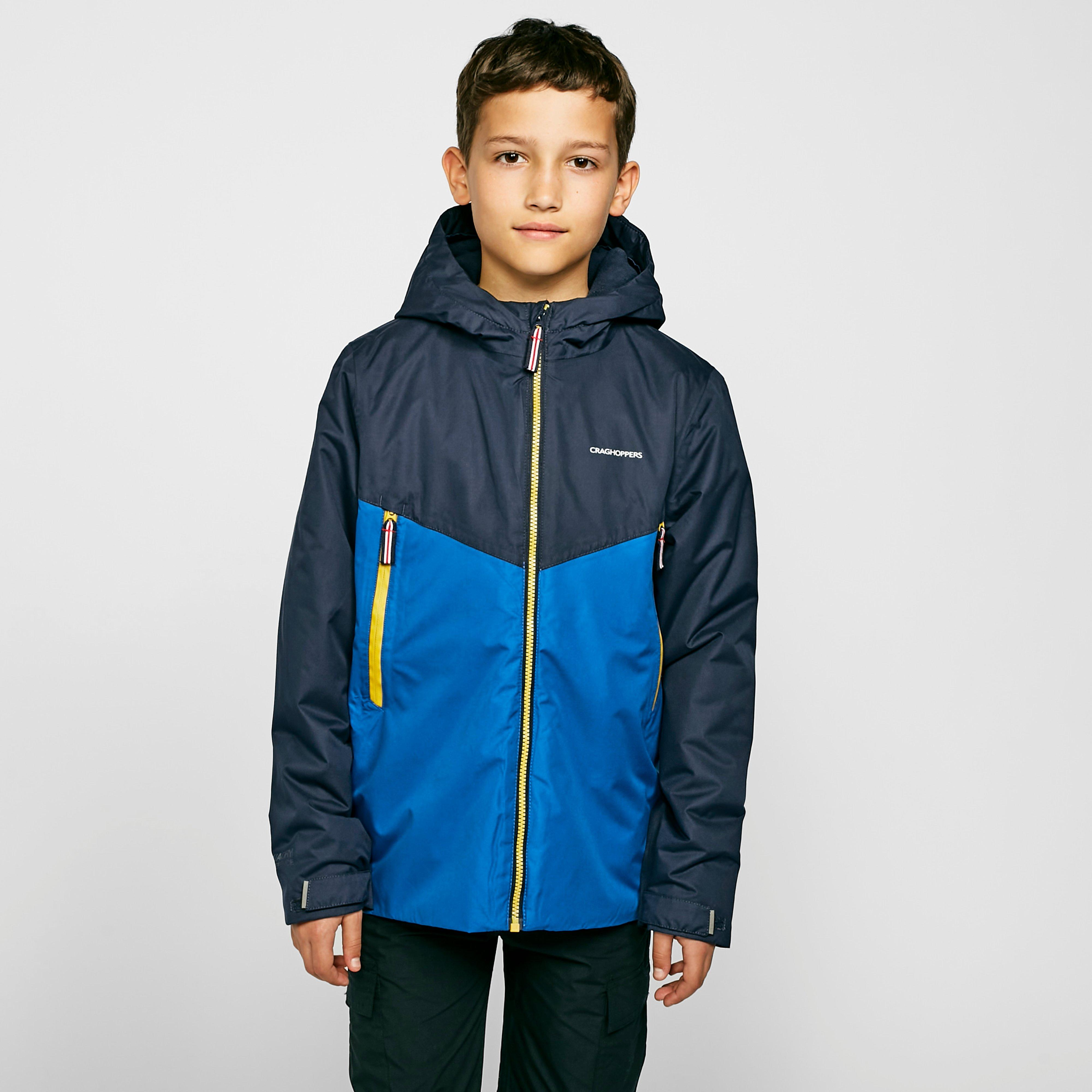 Craghoppers Kids' Haider Jacket - Blue/Nvy, Blue/Navy