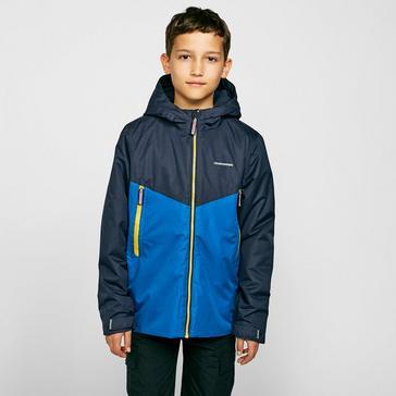 Blue Craghoppers Kids' Haider Jacket
