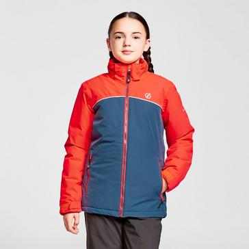 Red Dare 2B Boys' Impose Ski Jacket