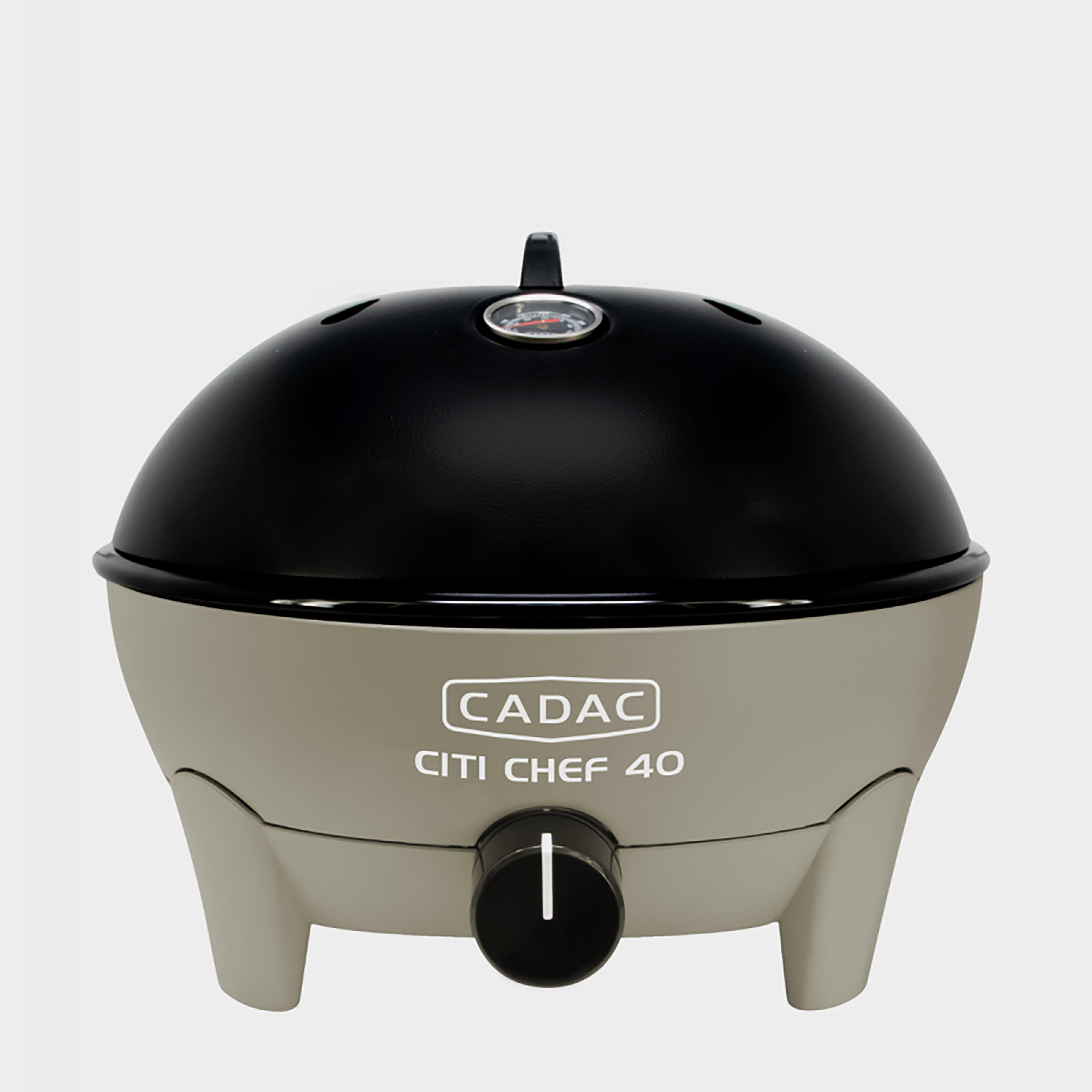 Cadac Citi Chef 40 Table Top Gas Bbq - Olv/Olv, Green