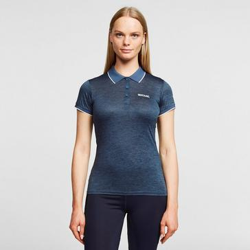 Navy Regatta Women's Remex II Polo Shirt