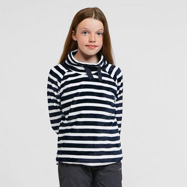 Navy Regatta Kids' Heleena Fleece