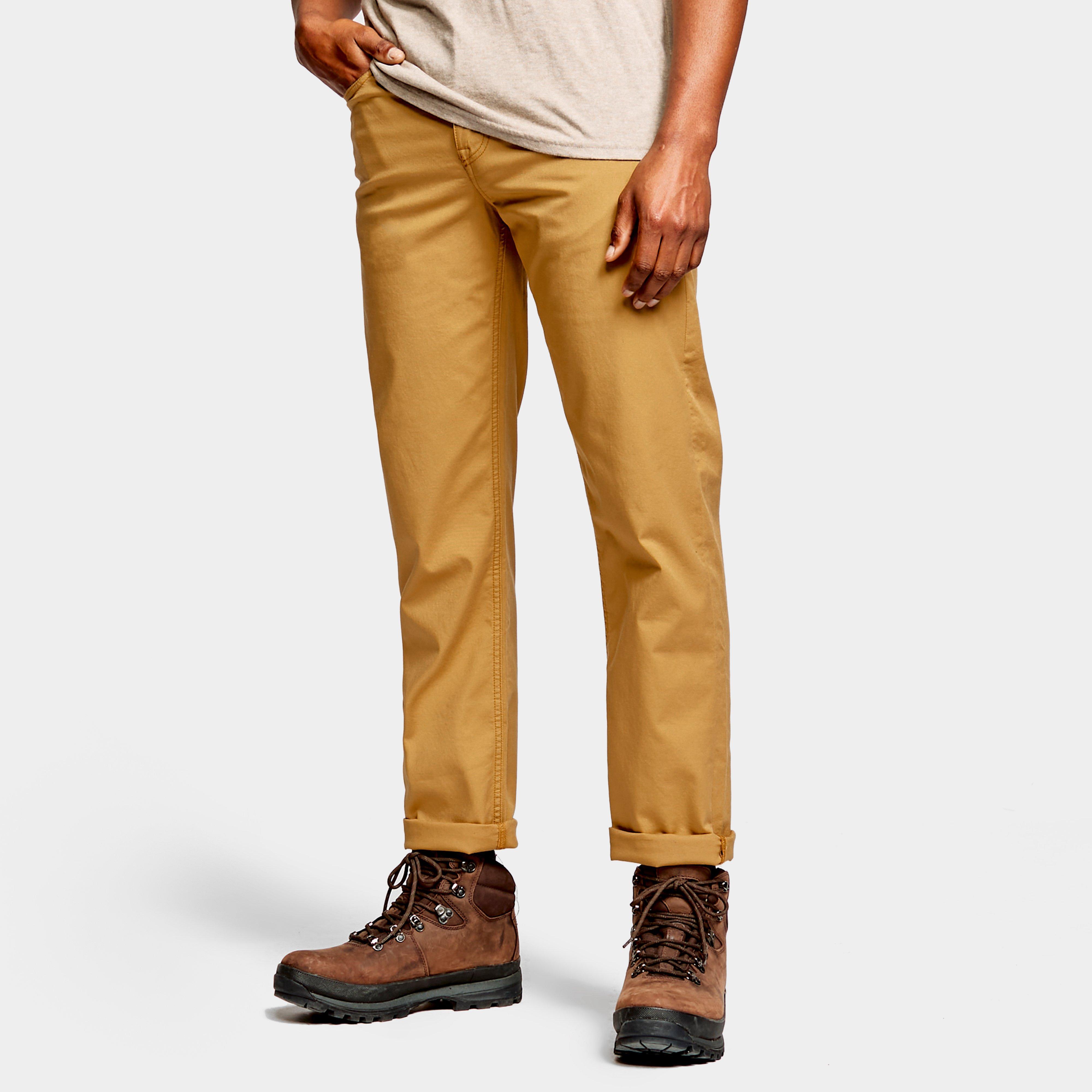Prana Men's Ulterior Pants - Brown/Brown, Brown