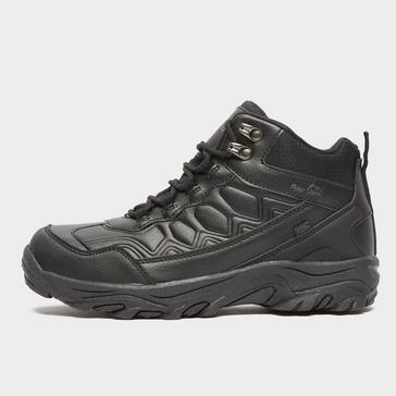 Black Peter Storm Kids' Eton Mid Walking Boot