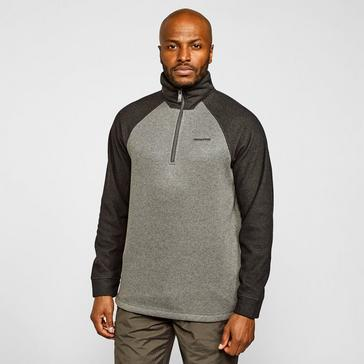 Grey Craghoppers Men's Barker Half-Zip Fleece