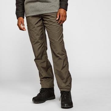 Khaki Craghoppers Men's Boulder Trousers