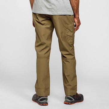 Beige Craghoppers Men's Boulder Trousers